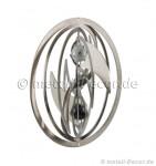 Kreis YinYang mit Kugeln, 16 mm