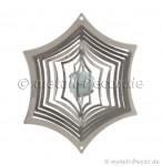 Spinnennetz mit Kugel, 16 mm
